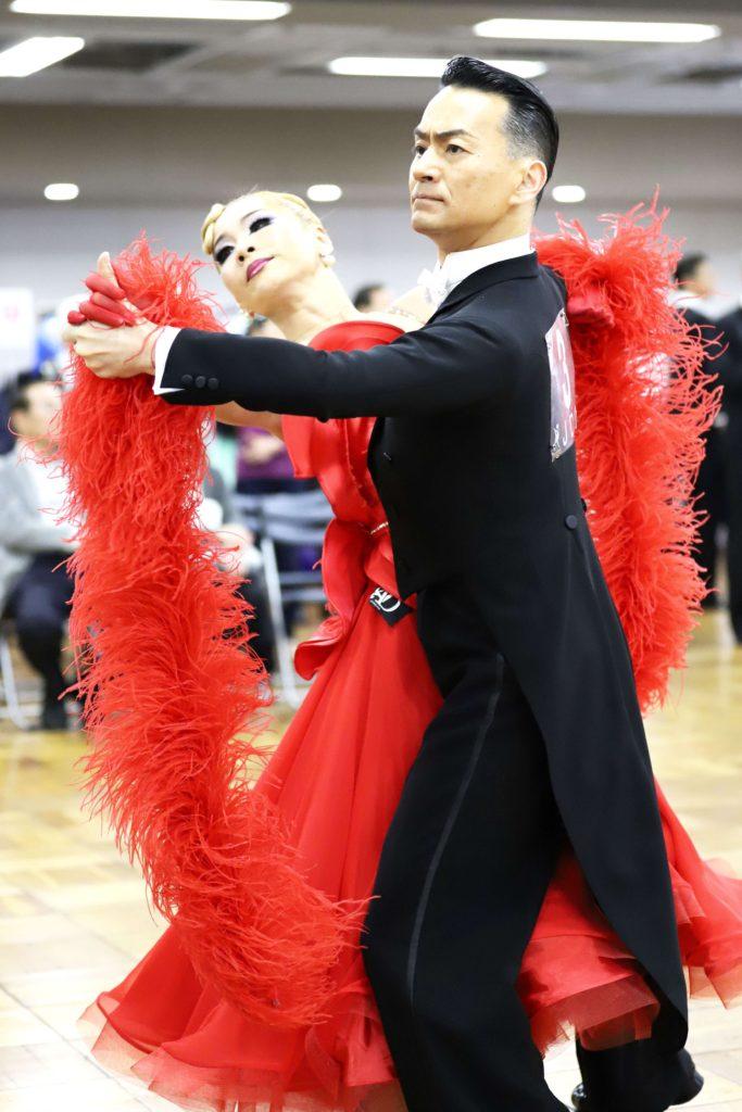 190512_浅草ダンスフェスティバル-4_2位 鈴木肖生・ 鈴木みゆき