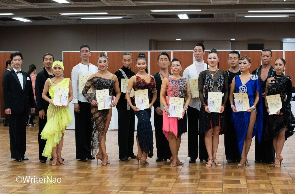 190602_浅草ダンスフェスティバル-10_トゥインクルスターラテン部門 表彰式