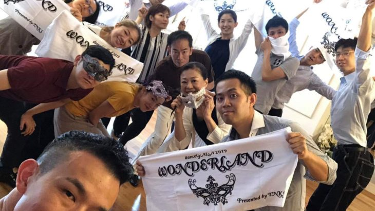 Pro.Show 1番「仮面舞踏会(現実~不思議な世界へ)」