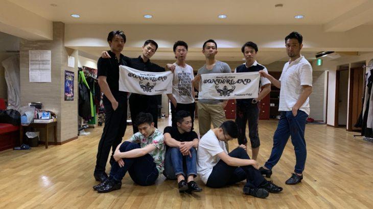 Pro.Show 3番「戦いの世界」